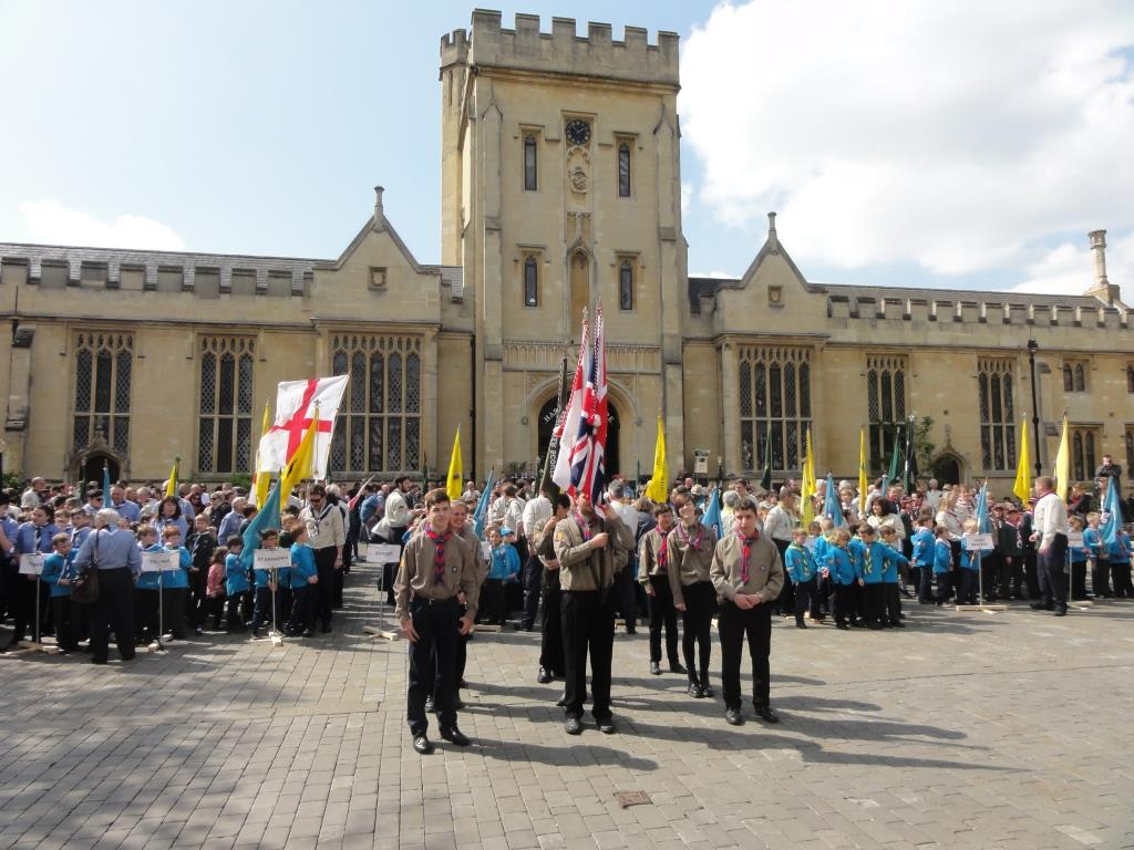 St. George's Day Celebrations 2017